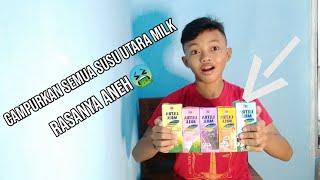 Campurkan Macam-Macam Susu Ultra Milk