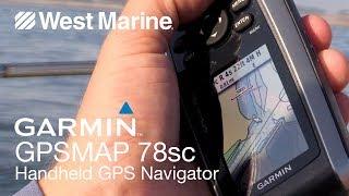 видео GPSMAP 78