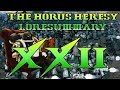 30K Lore, The Horus Heresy Lore Breakdown, A Thousand Sons! Part2