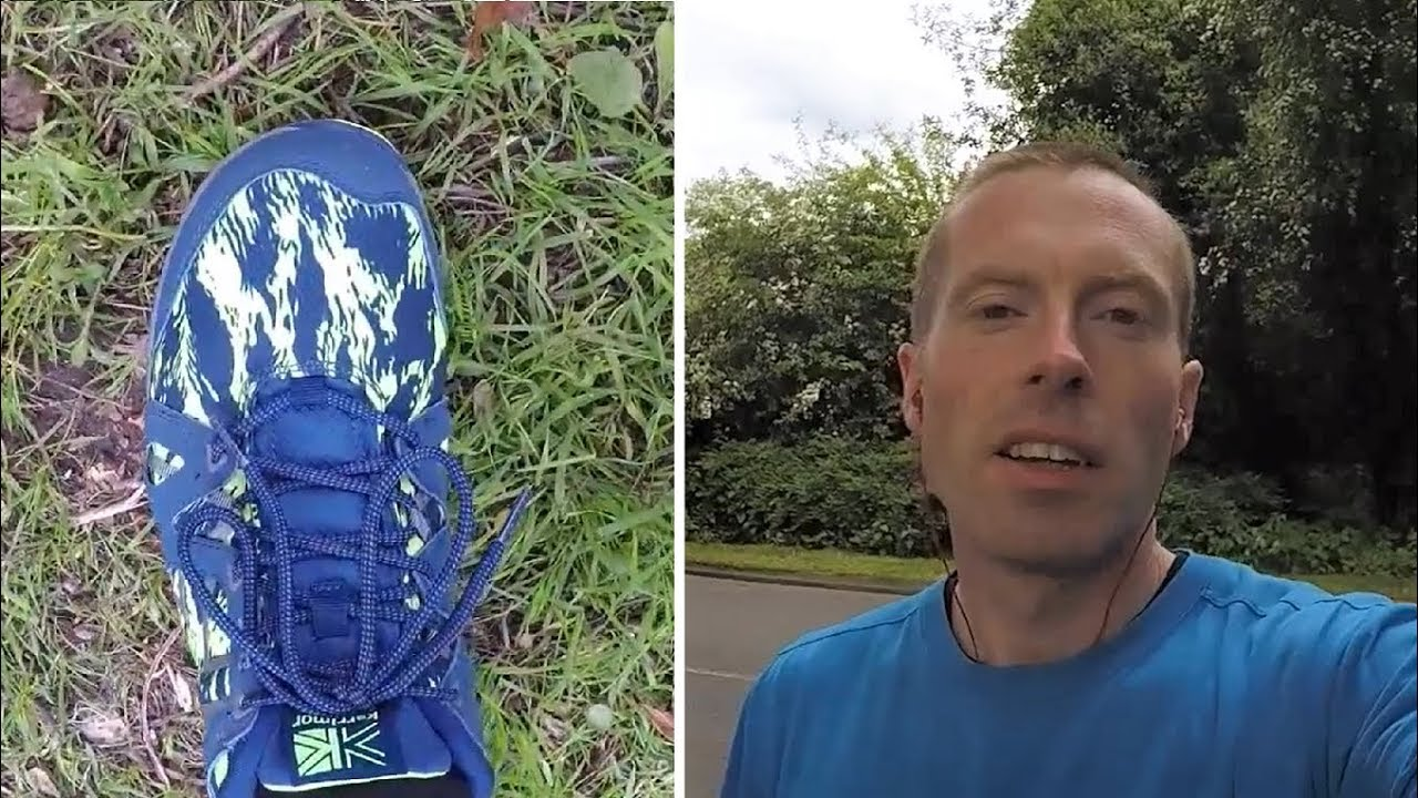 karrimor caracal trail shoes review