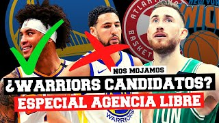 ¿FICHAJES EN LOS KNICKS? ¿WARRIORS CANDIDATOS?