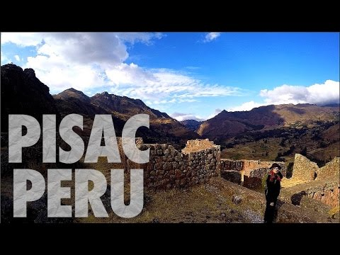 EP1: Peru Travel Guide - Exploring Pisac via Santiago & La Paz - South America