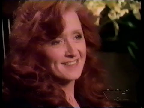 Bonnie Raitt on VH1 To One + TV Appearances 1994 [Graceful Duck Archive]