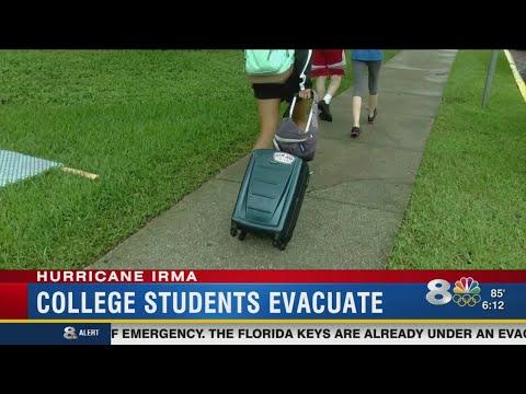 Hurricane Irma: Florida Southern College in Lakeland evacuating campus