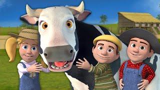 La Vaca Lola y Yo - La Granja de Zenón 5 | El Reino Infantil