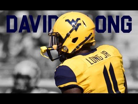 "David Long    ""No Effort""    WVU 2016 Highlights"