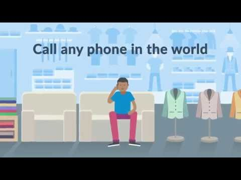 Download the Talk360 low-cost international calling app from iTunes