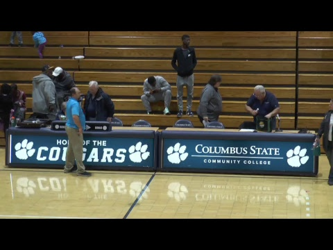 Columbus State vs OSU - Men's College Basketball - Score On-Air