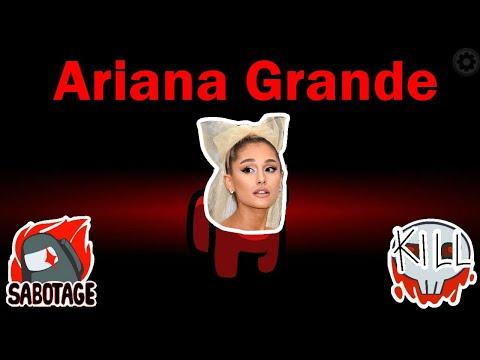 Among us but I use Ariana Grande lyrics🌸