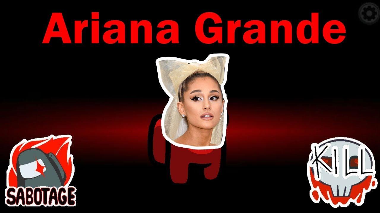 Download Among us but I use Ariana Grande lyrics🌸