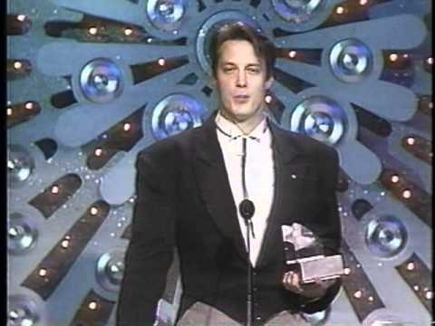 Matthew Ashford Wins the 1989 Soap Opera Award for Outstanding Villain