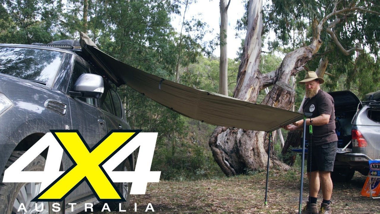 Ironman 4x4 Instant Awning review | 4X4 Australia