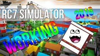 ROBLOX Simulator: RC7 SIMULATOR! (NEW) (RO-EXPLOIT) (WORKING)