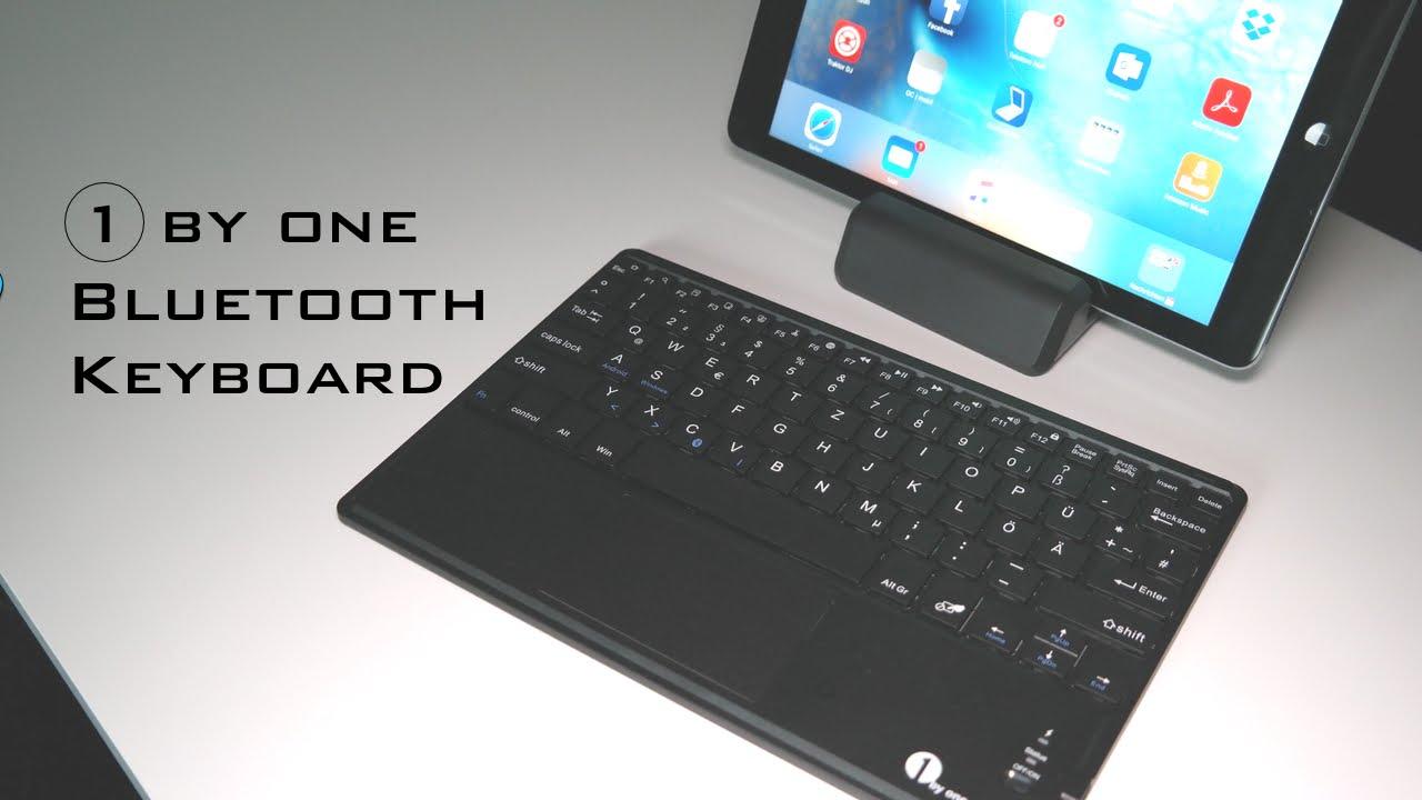 g nstige bluetooth tastatur f r pc tablet und smartphone. Black Bedroom Furniture Sets. Home Design Ideas