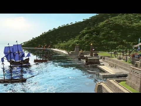 Port Royale 3 Gold - Gameplay Trailer