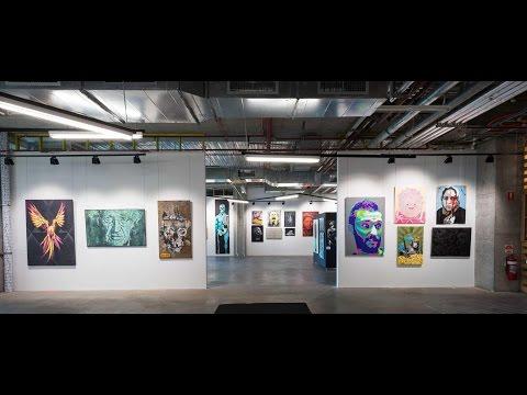 2015 Stencil Art Prize Exhibition Launch