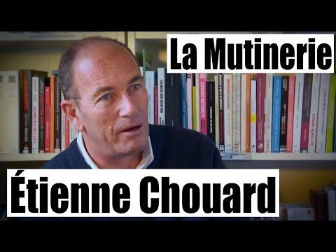 La Mutinerie - Entretien avec Étienne Chouard -