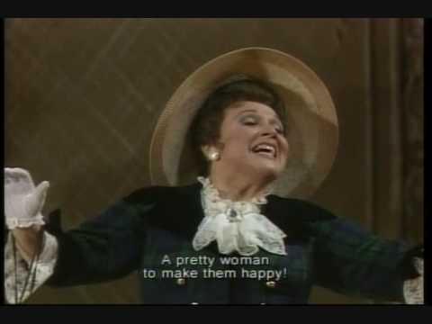 """""""Cruda sorte"""" L´Italiana in Algers. Marilyn Horne"""