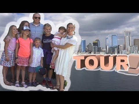 Tour! Where We Use to LIVE🏡
