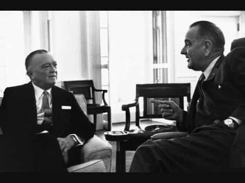 LBJ TAPES: Kennedy Assassination 1 (J. Edgar Hoover)