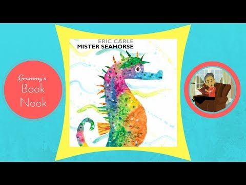Mister Seahorse | Children's Books Read Aloud | Stories For Kids