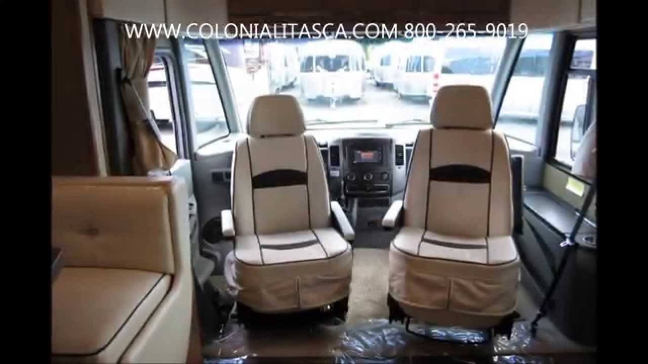 2014 itasca reyo 25p mercedes benz sprinter diesel for Used mercedes benz rv for sale