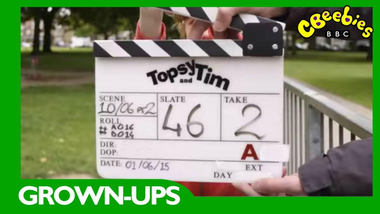 Download CBeebies   Grown-ups   Behind the Scenes of Topsy and Tim - Series 3