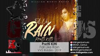 Pretti Kitti - Fall Like Rain (Raw) (Official Audio 2019)