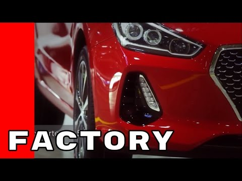 2017 Hyundai i30 Factory - How It's Made