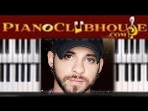 How To Play Bottoms Up By Brantley Gilbert Piano Tutorial