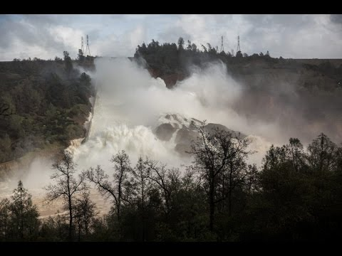 CA Suffers Emergency Drought & Flood Conditions Simultaneously