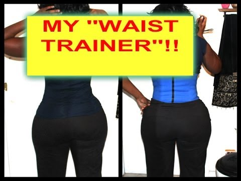 df7c63c32290 MY WAIST TRAINER BELT ..BAAM !!!...CHECK THIS OUT  -) - YouTube