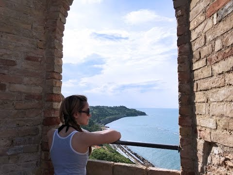 SULLE COSTE DEI TRABOCCHI - Ortona-San Vito Chietino - #aspassocontippy