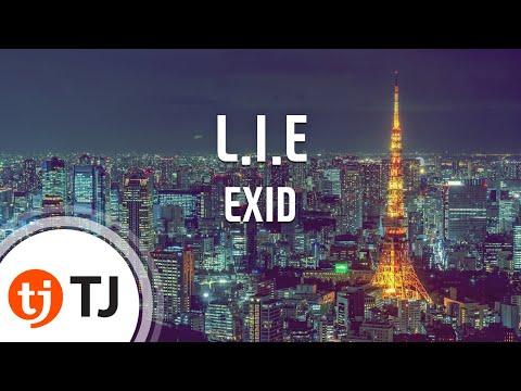 [TJ노래방] L.I.E - EXID() / TJ Karaoke