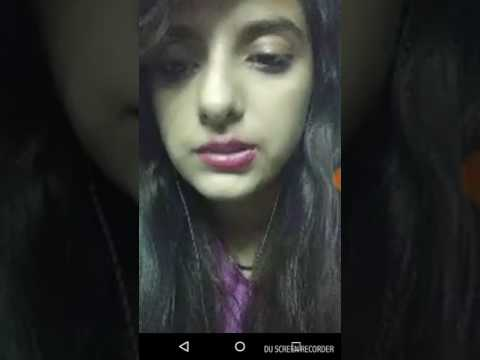 Indian girl on insta live. Ufffff her pink lips....