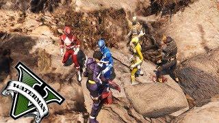 5 Anh Em Siêu Nhân   Kamen Rider Đấu Với Anh Em Siêu Nhân#18