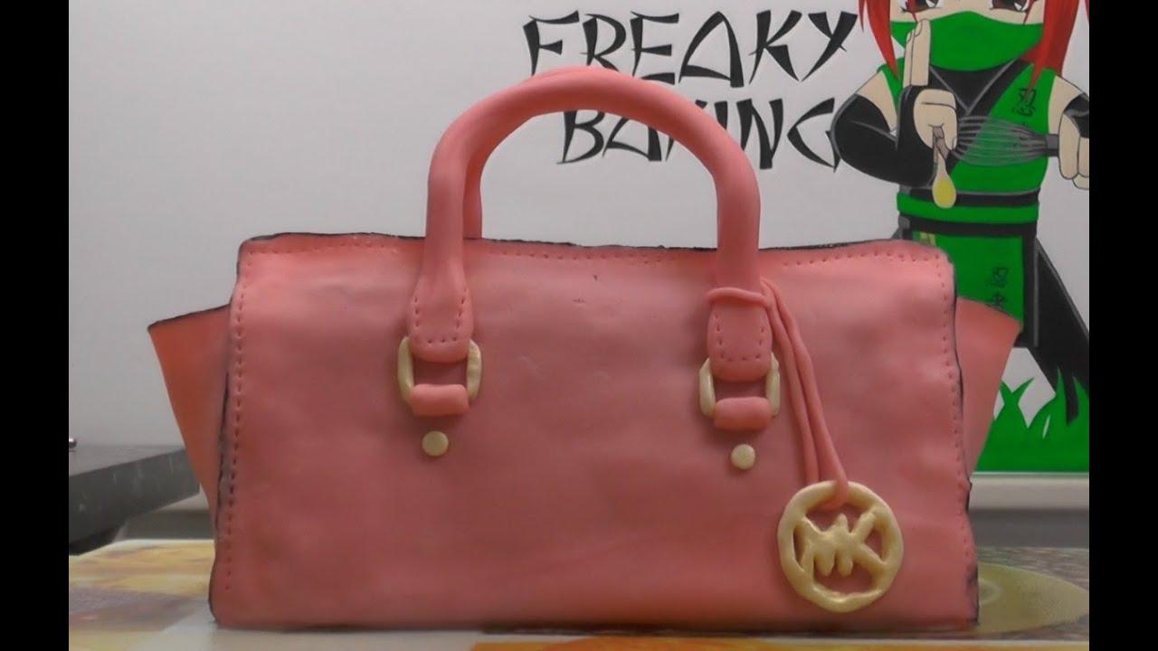 Handtaschen als torte