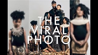 The Viral Photo / New Family Photo Debut