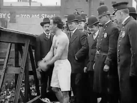 Houdini Archival Footage