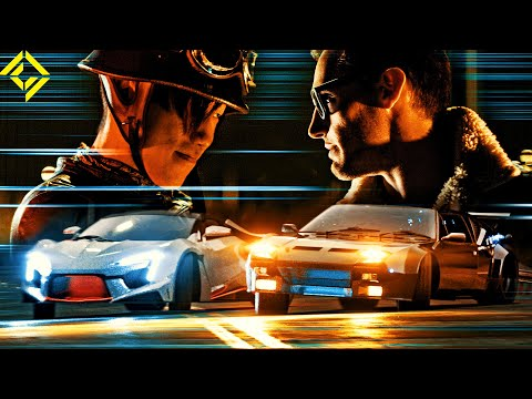 Anime: The Fast & The Furious