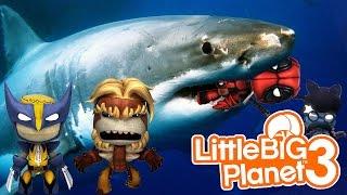 Little Big Planet 3 (PS4): EAT YOUR FRIENDS!!!