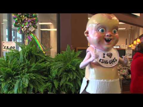 Pelicans Insider - King Cake Baby 2016
