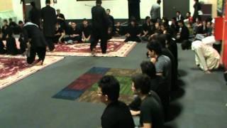 heyat e jannesrran e hussiani brisbane aus 1th muharram 2011 2012 3
