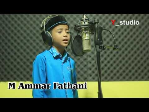 M Ammar Fathani - Shalawat merdu anak aceh