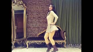 Persian Girl Dancing - very beautiful, Raghs Irani - رقص ایرانی  - Shadab Dance - شاداب دنس