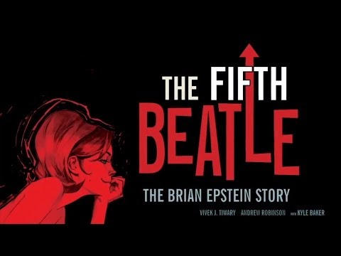 New Beatles Movie And Graphic Novel About Manager Brian Epstein Reveals Little-Known Beatles Story