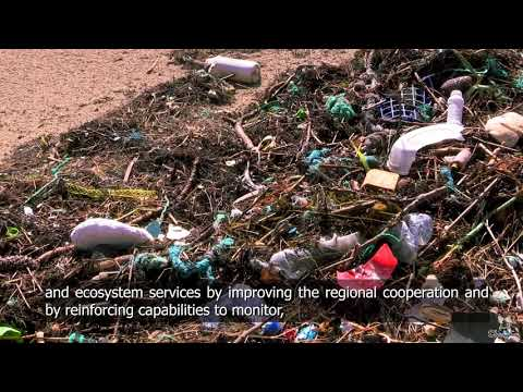 The CleanAtlantic project and the marine litter environmental threat