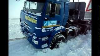 ТараСпецТранс зимник 2013 ямал(, 2013-03-09T09:00:41.000Z)