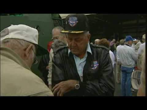 Silent Wings  The American Glider Pilots of WWII (Carolyn McCarthy Clip)