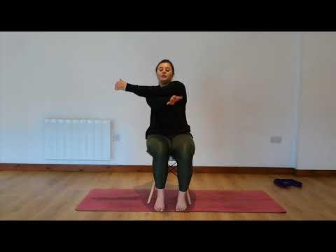 Yoga Osteo Shoulder Stretch